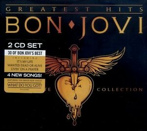 BON JOVI Greatest Hits The Ultimate Collection 2CD NEW Best Of Deluxe Digipak