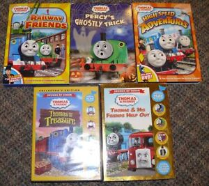 Large Thomas the Train DVD lot as shown London Ontario image 4