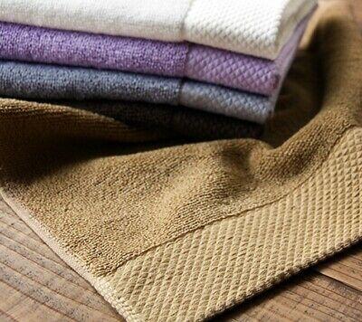Hiorie Imabari Voyage Bath Towel 2 Sheets 100% cotton Japan Gift