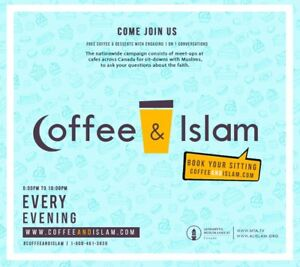 Free Coffee and Islam Get Together