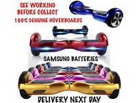 """6.5"""" Swegway Segway hoverboard Samsung battery ce approved"""