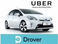 UBER-READY PCO CAR HIRE/RENTAL - GET A PRIUS, C CLASS OR 7-SEATER TODAY!