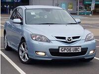 Mazda 3 sport 2006, 2.0 petrol, manual, Xcarlink Bluetooth, Bose sound system, MOT until November