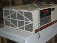 JET AFS-1000B Workshop Air Filtration System