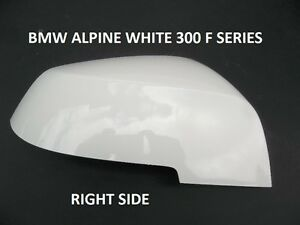 BMW-3-series-F30-F31-Cubierta-De-Espejo-Lateral-R-H-300-ALPINE-Blanco-2010-2017