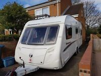 2008 5 berth Swift Blakemere Family Caravan in excellent condition with many extras