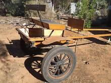 PONY CART Includes wooden spoke wheels. Berri Berri Area Preview