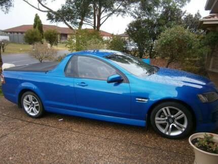 2009 Holden Commodore Ute sv6 immaculate Maitland Maitland Area Preview