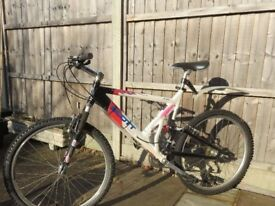 MOUNTAIN BIKE FOR SALE with FULL SUSPENSION