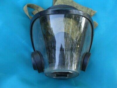 Scott Firefighter Turnout Scba Mask - 10011307 - Size M Medium