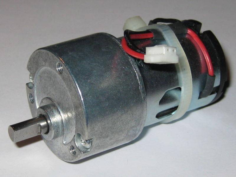 120 RPM Heavy Duty Gearhead Motor - 12V - High Torque