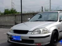 Honda civic vti saloon 1998 5 door