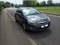 2010/60 Vauxhall Astra Hatchback 1.7 CDTi 16V Exclusiv 5d Very Low Mileage HPi Clean