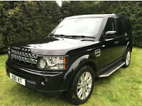 2010 LAND ROVER DISCOVERY 4 HSE 3.0 TDV6