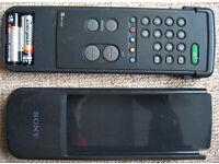 Sony analogue TV - model KV-M2151U