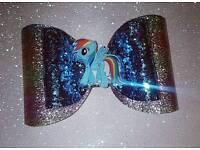 New handmade my little pony hair accessories