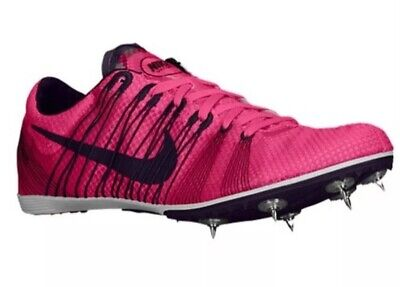 more photos b1974 80732 Nike Zoom Victory 2 Track Shoes w Spikes Men s Size 13 Pink 555365-660 NEW