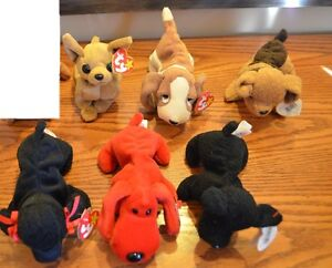 For Sale: Ty Beanie Babies *Retired & Rare* - Set of 13 Dogs 2 Sarnia Sarnia Area image 2