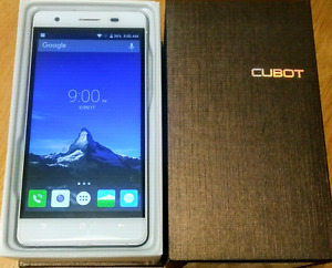 Unlocked Cubot S500 Android Phone