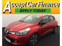 Renault Clio 1.5TD ( 90bhp ) ( MediaNav ) FROM £41 PER WEEK !