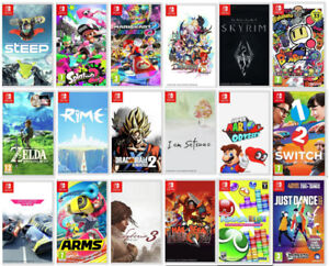 We Got Gamez Your One Stop Shop for Switch!