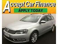 Volkswagen Passat 2.0TD ( 140ps ) BlueMotion Tech FROM £41 PER WEEK !