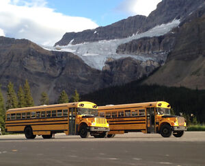 2003 International School buses for Lease