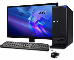 ACER: X3950 ARCADE DELUXE COREi3 8gRAM 1TB HDD Hdmi DTPC *WOW!