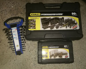 Stanley tool sets complete set