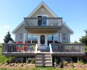 PEI Cottage for Sale at Thunder Cove in Darnley