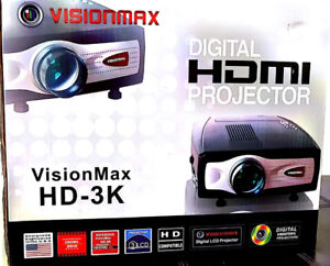 Projector & 3D Optimized Light Engine Screen | Visionmax HD-3K