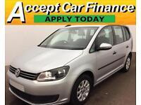 Volkswagen Touran 1.6TDI ( 105ps ) 2013MY S