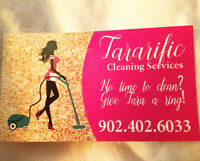 Tararific cleaning services