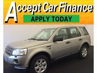 Land Rover Freelander 2 2.2Td4 ( 150bhp ) 4X4 2011MY GS FROM £51 PER WEEK!