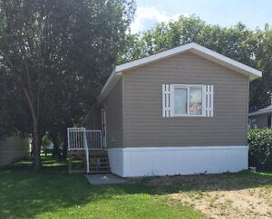 New Mobile Home, 55+ Community, Barrhead