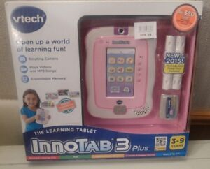 VTech Innotab 3 Plus Learning Tablet""