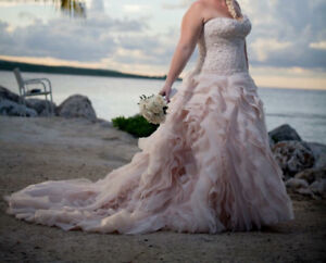 Kleinfelds Maggie Sottero Wedding Dress