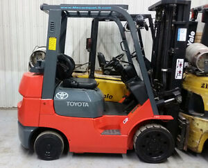 Certified Pre Owned Forklifts - Reliable Machines, Best Prices!