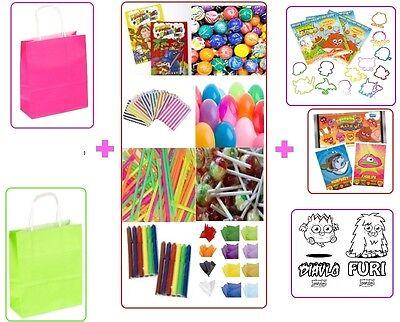Geschenk-taschen Für Mädchen (Moshi Monsters vorgefüllt Party Taschen für Jungen & Mädchen)