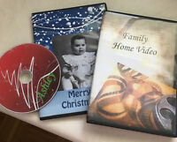 Transfer your home movie to digital format