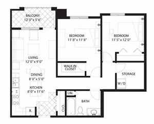 BRAND NEW 2 BEDROOM CONDO FOR SALE IN LAKEWOOD