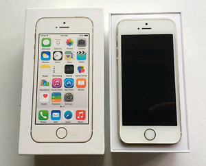 Factory Unlocked Apple iPhone 5S 16GB Silver Like New in Box