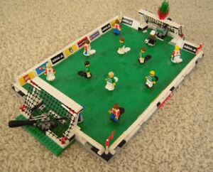 Lego soccer field 3409