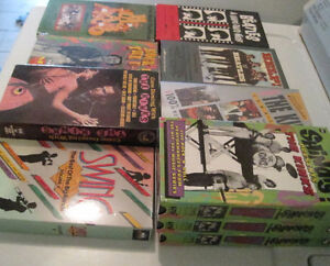 WOW PRICE - VHS Tapes in Best Condition - BEATLES, KINKS... Peterborough Peterborough Area image 2
