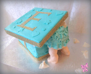Fondant Cakes For Any Occasion! Kitchener / Waterloo Kitchener Area image 2