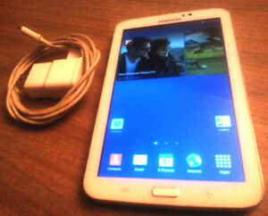Samsung Galaxy Tab 3 7-Inch, White Great Condition