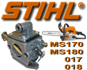 Carburator For Stihl Chainsaws