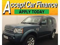 Land Rover Discovery 4 FROM £140 PER WEEK!
