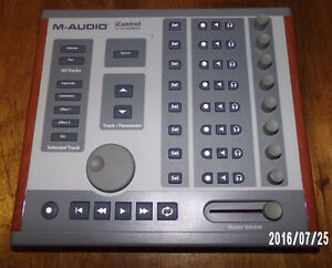 M-AUDIO iCONTROL FOR SALE