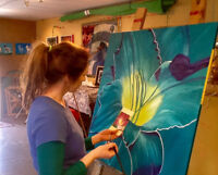 Art Lessons for Youth and Adults